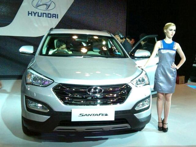 Hyundai,Hyundai Santa Fe,SUV Santa Fe