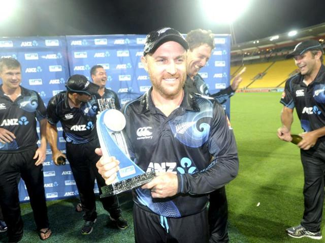 NZ take on India in first Test, McCullum looks for clean shave