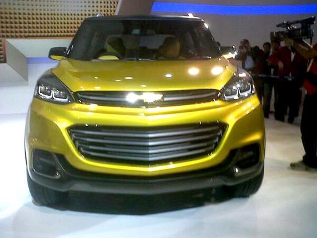 Chevrolet,Chevrolet Adra,General Motors