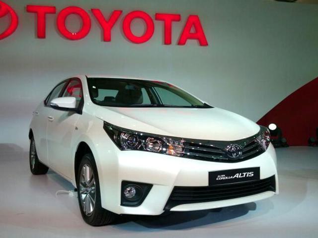 Toyota,Corolla Altis,Toyota sedan
