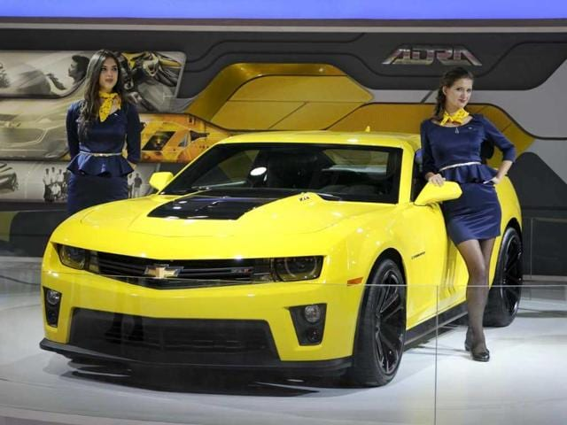 WATCH VIDEO: Red hot SUVs at Auto Expo 2014