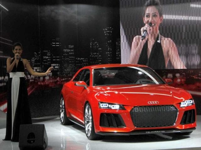 Audi 10 new launches