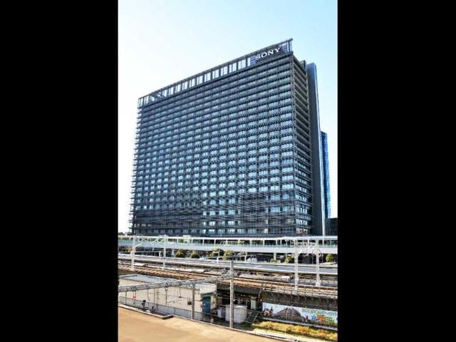 Sony-Corp-in-February-2013-sold-one-of-its-most-prized-Tokyo-office-buildings-Osaki-building-in-pic-to-Japanese-real-estate-trust-Nippon-Building-Fund-Inc-and-one-other-investor-for-1-2-billion-its-second-high-profile-building-sale-that-year-AFP-file-photo