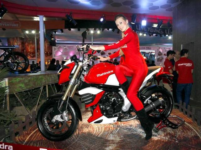WATCH VIDEO: Cruise bikes galore at Auto Expo 2014