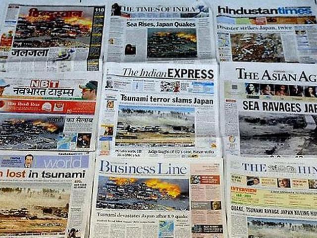 Indian Readership Survey (IRS),Indian print media industry,survey
