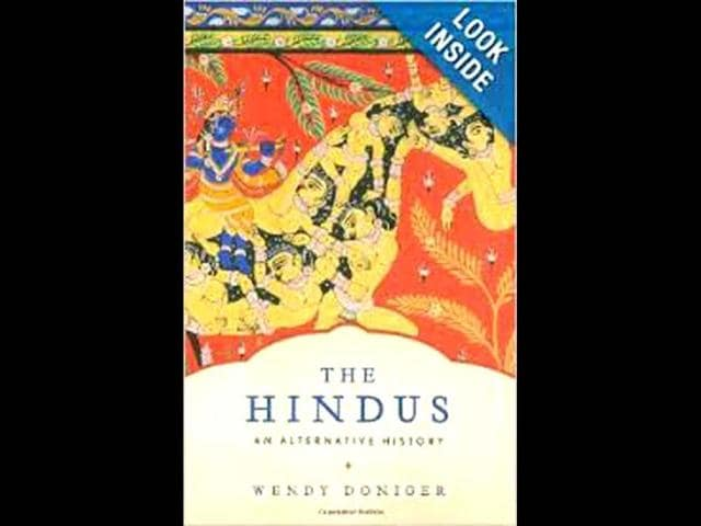 Wendy Doniger,MF Hussain,right wing