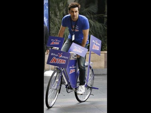 Ranbir Kapoor, the gatecrasher steals the show at IPL auction