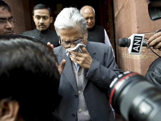 Lok Sabha,parliament,pepper spray incident