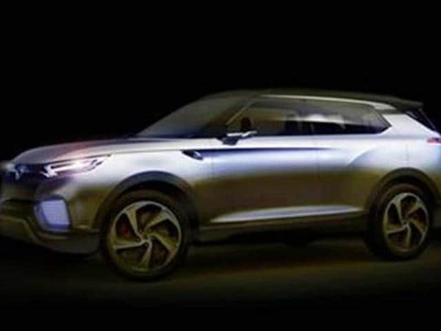 ssangyong,SsangYong readies compact SUV