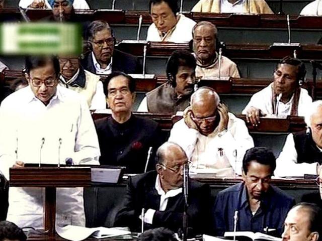 Interim budget 2014,UPA 2 last budget,Finance minister P Chidambaram