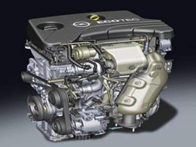 general motors,ford ecoboost,GM reveals Ford EcoBoost-rivalling engine