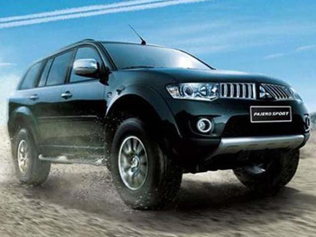 mitsubishi pajero sport automatic,pajero automatic,Mitsubishi Pajero Sport auto to come by September 2014
