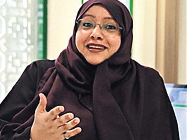 Somayya Jabarti,Saudi Arabia,editor-in-chief