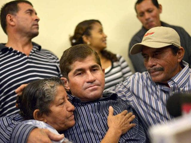 Salvadoran fisherman,adrift Pacific,Jose Salvador Alvarenga