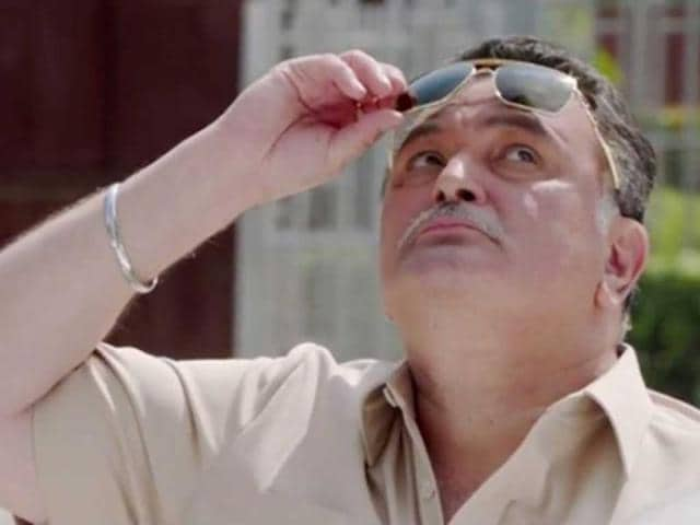 RISHI KAPOOR,STEREOTYPICAL FATHER,BESHARAM