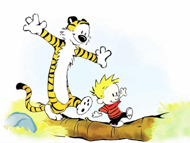 Calvin-and-hobbes,Bill Waterson,Brunch 10th anniversary