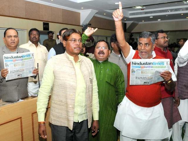 Jharkhand Mukti Morcha,JMM,Jharkhand Mukti Morcha legislators