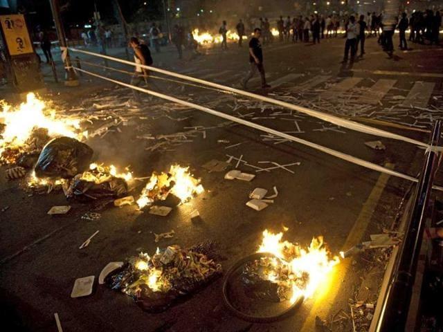 Venezuela,Venezuela anti-goverment protests,internet revolution