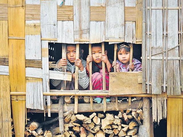 Mizoram,tribals,Bru tribe