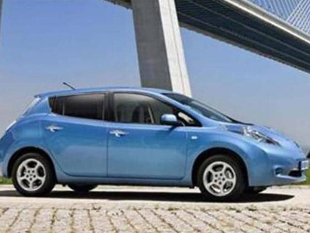 Nissan-to-sell-EVs-in-Bhutan
