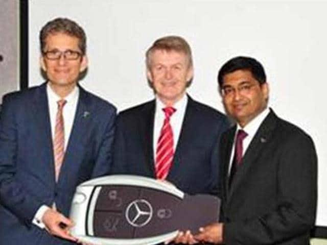 mercedes,Manu Saale,Mercedes India R&D head