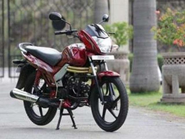 Mahindra-2-Wheelers-working-on-a-160cc-bike,Mahindra