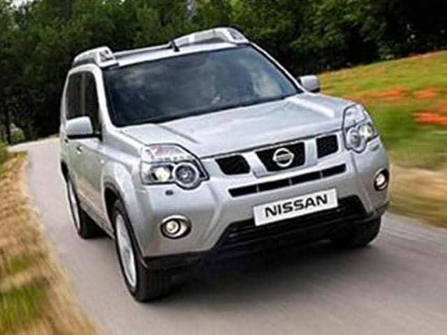 nissan,X-Trail SUV,370Z