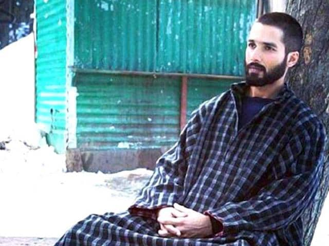 Vishal Bhardwaj Haider,Sahid Kapoor,Haider movie in Kashmir