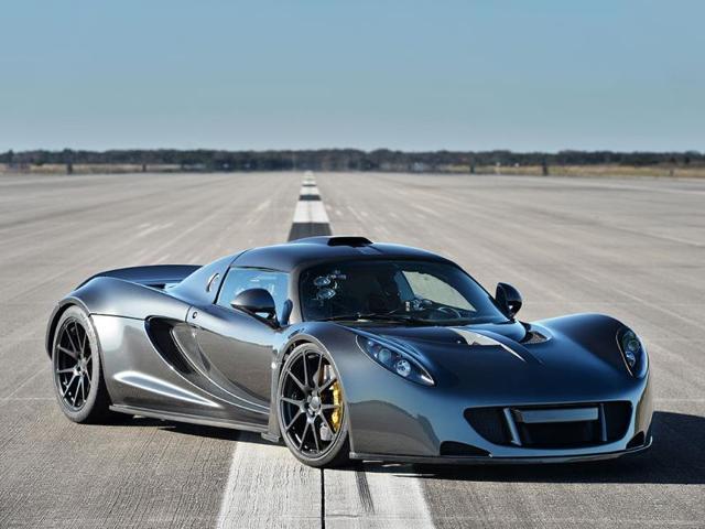World's fastest Car,US firm Hennessey,Venom GT