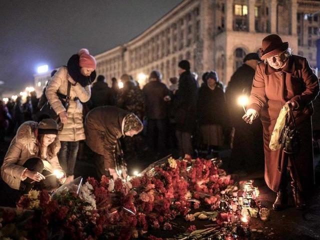 Arseniy Yatsenyuk,Ukraine crisis,Ukraine violence