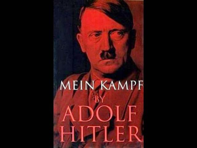 Adolf Hitler,Mein Kampf,Mein Kampf for sale