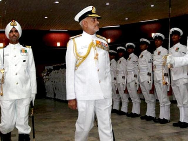 INS Sindhuratna,Indian Navy,Admiral DK Joshi