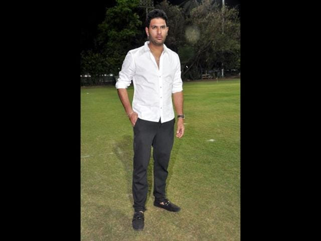 Yuvraj Singh,Most Stylish Sportsperson,Mujmbai's most stylish 2014