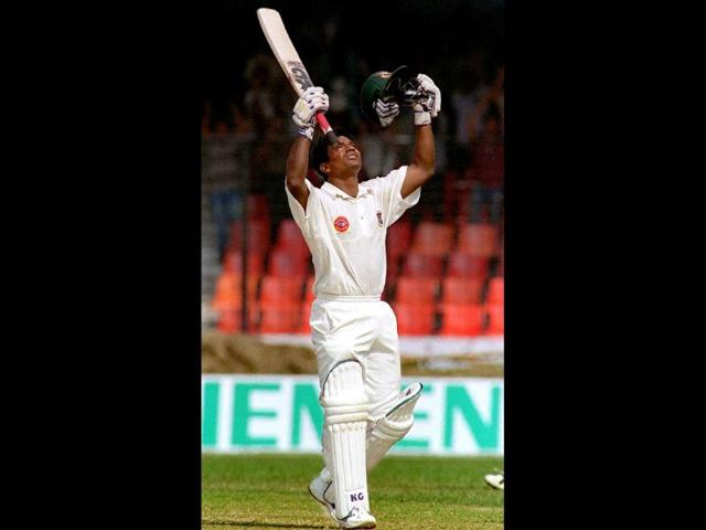 I had tears in my eyes after the century: Aminul Islam