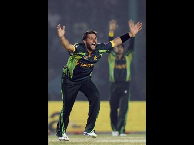 Pakistan-s-Shahid-Afridi-appeals-during-the-Asia-Cup-match-against-Afghanistan-in-Fatullah-AP-Photo