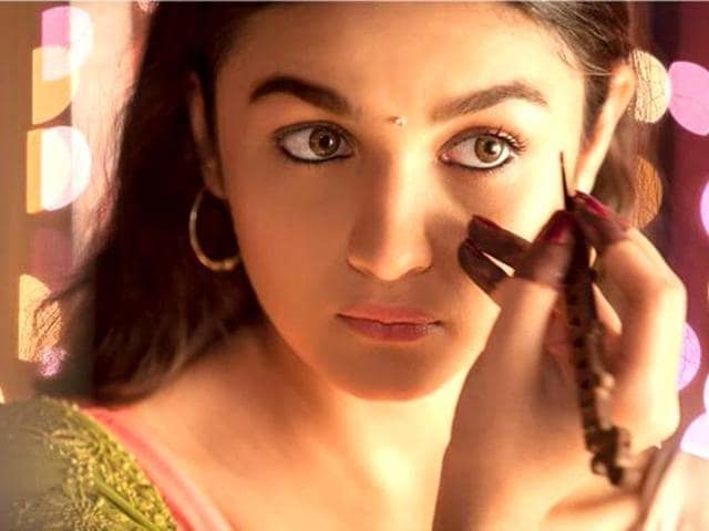 Alia Bhatt looks fresh as a dew.