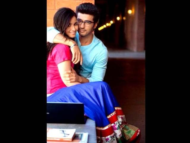 Arjun Kapoor relates to family conflicts in 2 States