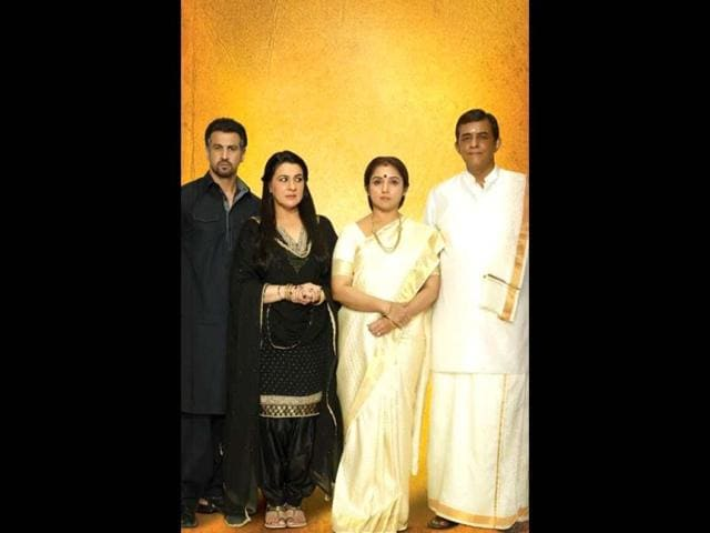 Now meet their parents - Ronit Roy and Amrita Singh play Arjun Kapoor