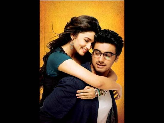 Alia Bhatt plays Ananya Swaminathan, a Tamillian Brahmin and Arjun Kapoor is a Punjabi. Will the north-south ever meet?