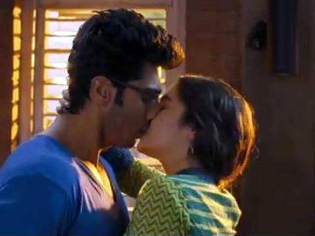 My Kiss With Alia Bhatt Was Blown Out Of Proportion Arjun Kapoor