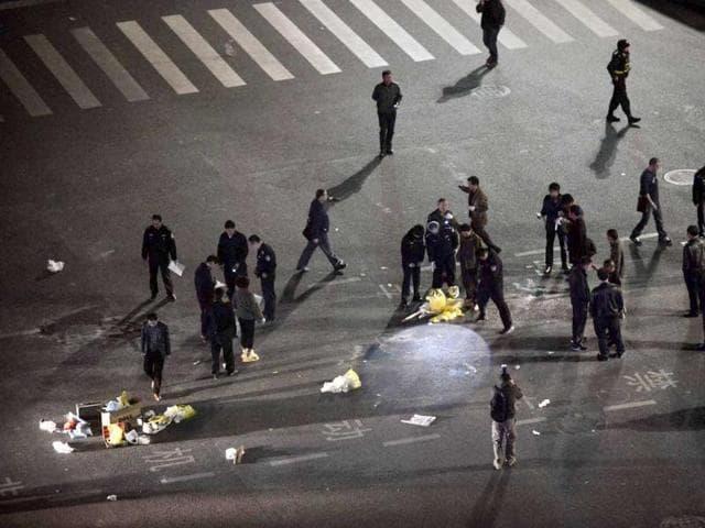 China,Violence,Kunming