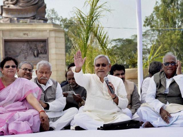 Nitish Kumar,Facebook,Narendra Modi