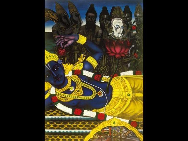 Pablo Picasso,barcelona,Mahabharata Project