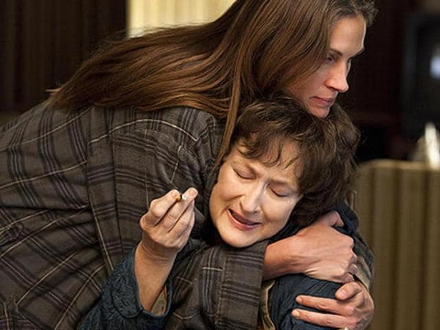 August: Osage county,film review,movie