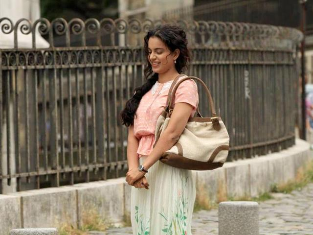 Kangana-Ranaut-plays-a-girl-from-a-conservative-family-who-travels-the-road-less-travelled-in-Queen-only-to-discover-her-real-identity