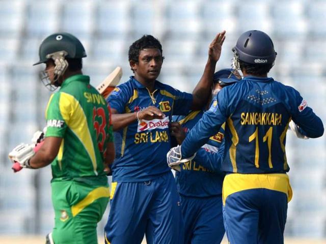 Sri Lanka vs New Zealand t20