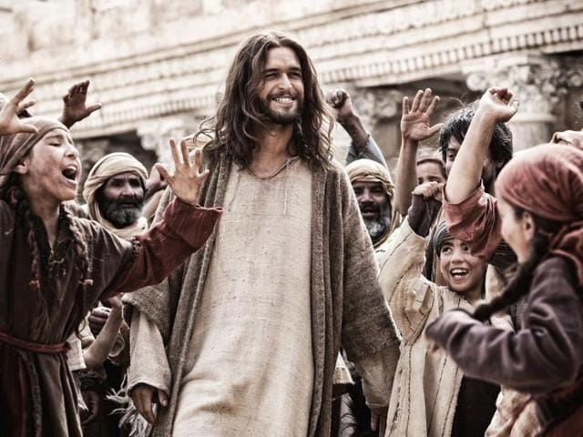 Jesus,son of god,Diogo Morgado
