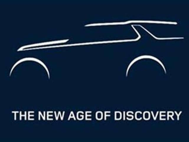 land rover,Land Rover to expand Discovery family,Land Rover Discovery