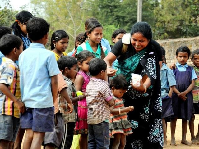 Rajim-Tandi-decided-to-make-women-in-her-community-speak-up-against-domestic-violence-and-turned-activist-Pradeep-Dadsena-HT-Photo
