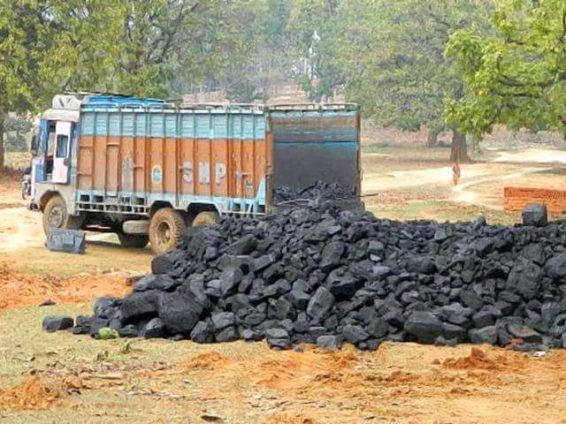 pilfered coal